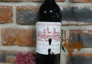 CHATEAU COS DESTOURNEL 1986