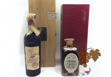 Glen Grant 1949 Gordon&Macphail  40 years old