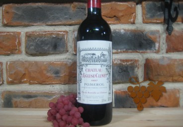 CHATEAU L EGLISE CLINET 1997