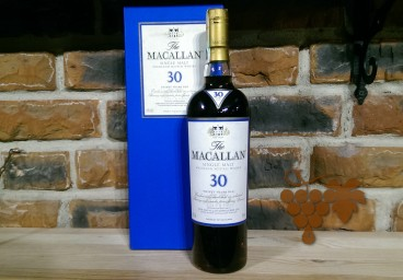 Macallan 30 years old(картон)