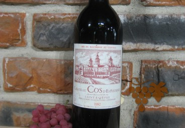 CHATEAU COS DESTOURNEL 1982