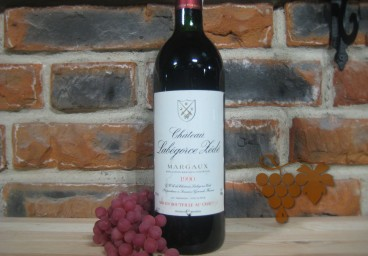 CHATEAU LABEGORCE ZEDE 1990