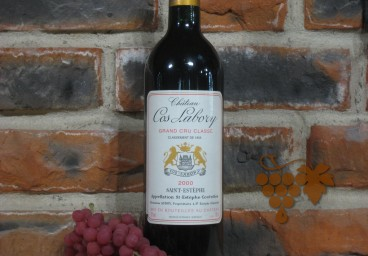 CHATEAU COS LABORY 2000