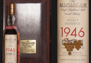 Macallan 1946  52 years old