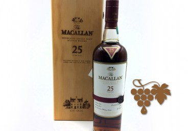 Macallan 25 years old