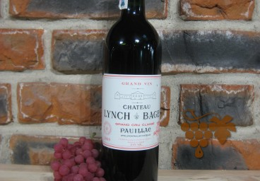 CHATEAU LYNCH-BAGES 2000