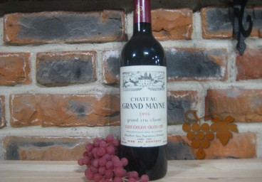 CHATEAU GRAND-MAYNE 1996