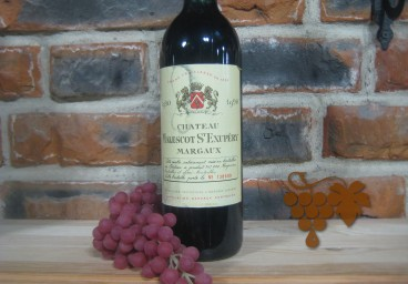 CHATEAU MALESCOT ST EXUPERY 1990