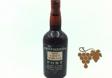 Sheperd's Port vintage 1937 year