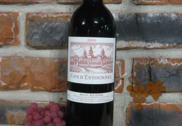 CHATEAU COS DESTOURNEL 2000