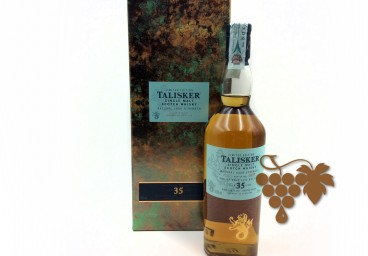 Talisker 35 years old