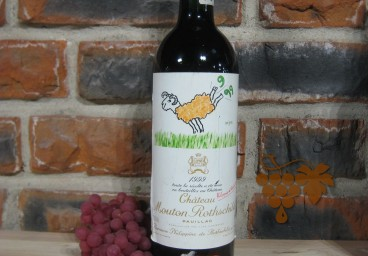 CHATEAU MOUTON-ROTHSCHILD 1999